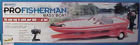 aquacraft rc bass boat hcab11 aquacraft pro fisherman bass boat big boys toys
