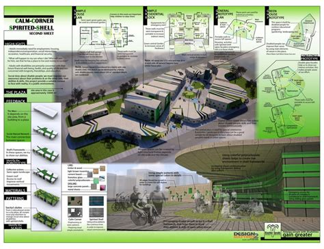 design poster architecture architecture and design winning proposal of design