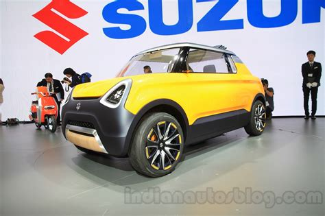 suzuki mighty deck suzuki mighty deck concept front three quarter at the 2015