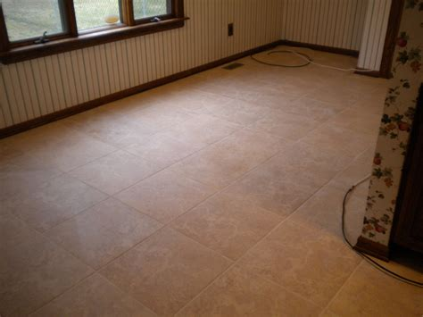 Floor Tile 18x18 by Tile Martin Tile And Remodeling