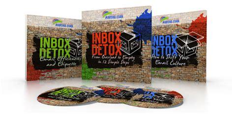 Inbox Detox by Inbox Detox 3 Part Series Marsha Egan