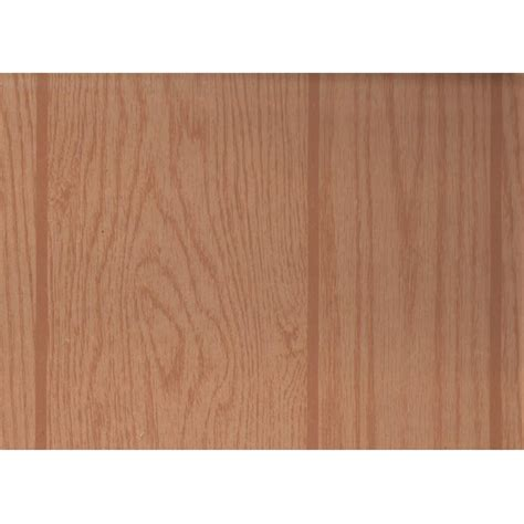 Mdf Wainscoting Home Depot 32 Sq Ft Mdf Spartan Oak Wall Paneling 48 In X 96 In X