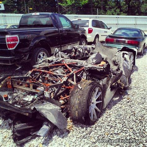 Spotted Wrecked in Salvage Yard, Only About 35 Road Cars Were Officially