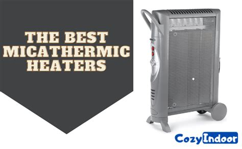 micathermic heaters cozy indoor
