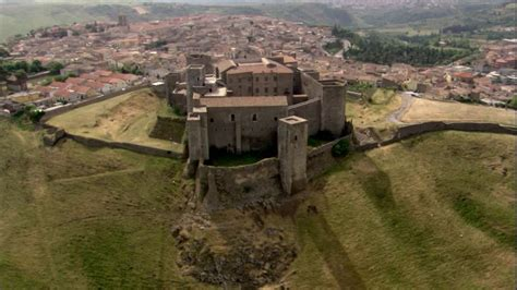 a melfi citt 224 melfi basilicata italia hd stock