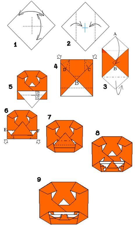 tutorial origami zucca tutorial addobbi equo eco e vegan