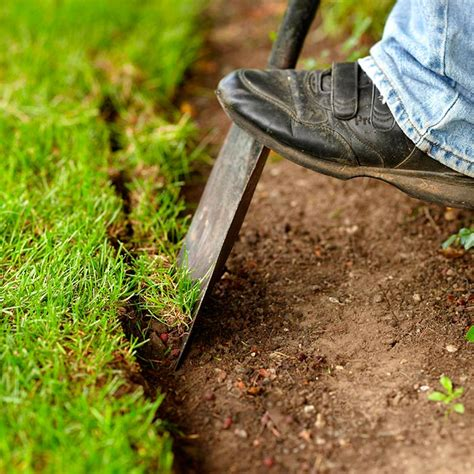 Away To Garden by Best Way To Edge A Garden Bed