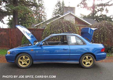 1998 Subaru Rs by 1998 Subaru Impreza 2 5rs Photo Page Rally Blue Color