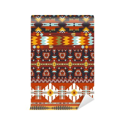 aztec pattern png seamless colorful abstract geometric aztec pattern with