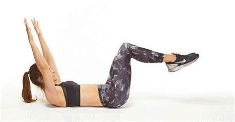 workout that rocks your lower abs shape magazine