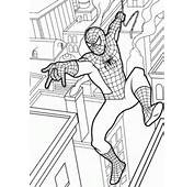 Spiderman2  Dibujo De Spiderman Para Imprimir
