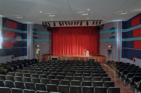COMMUNITY: THE DON GIBSON THEATRE: shelby, nc   FreeSpace