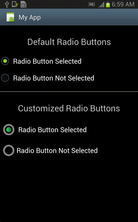 android table layout weight exle android radio button layout weight customizing radio