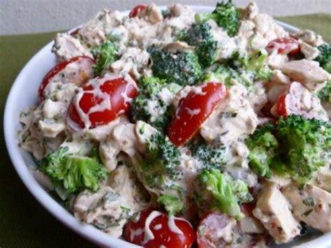 ina garten broccoli barefoot contessa mustard chicken salad made lighter