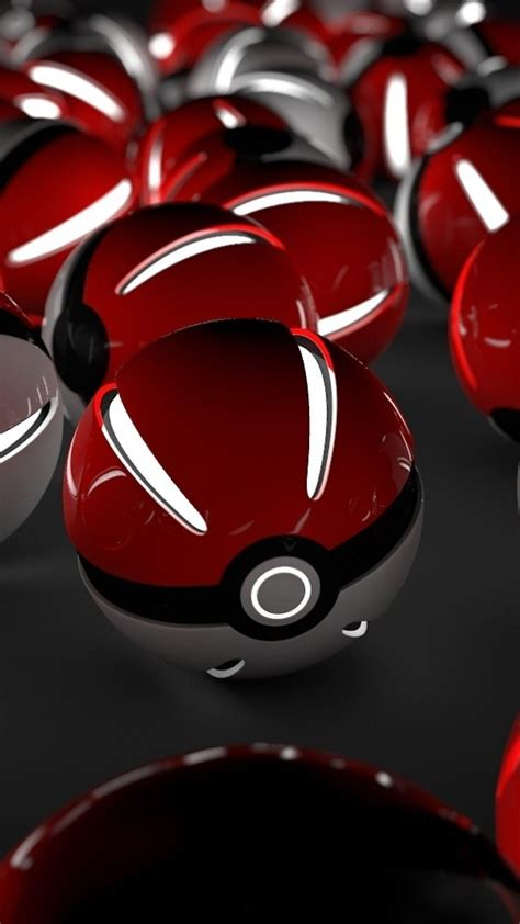 games pokemon iphone   wallpapers  ball iphone