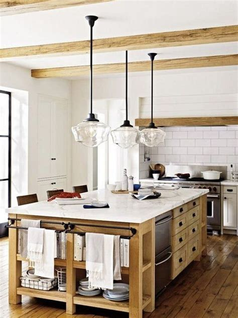 Kitchen Island Lighting Fixtures by Cuisine Avec 238 Lot Central 43 Id 233 Es Amp Inspirations