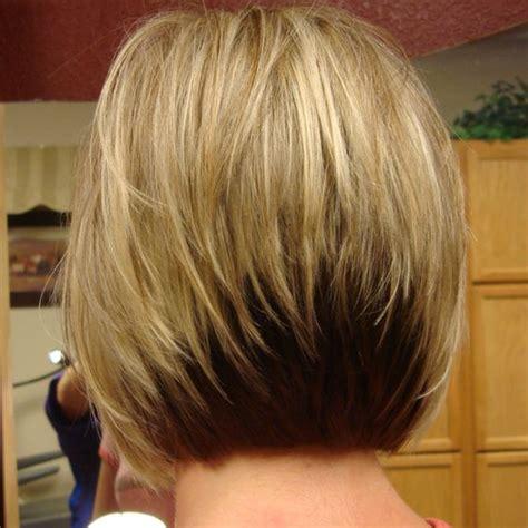 should bob haircut be layered should stacked bob be layered pinterest the world s