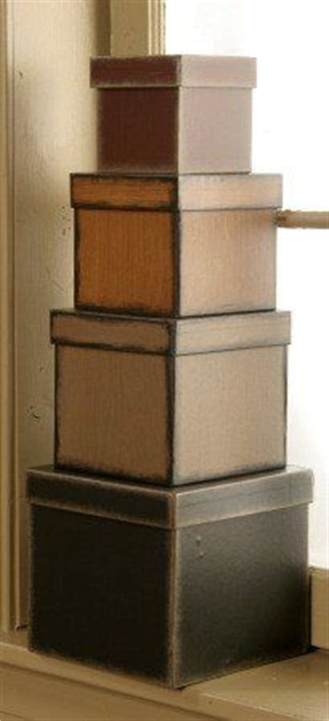 stackable boxes home decor 33 best images about nesting boxes on pinterest welcome