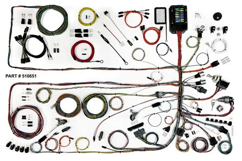 ford trucks restomod wiring system