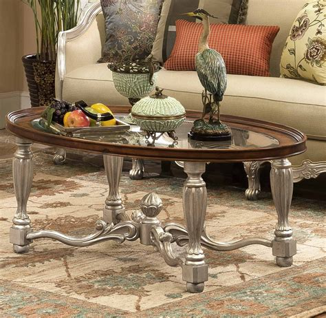 antique silver coffee table leighton coffee table