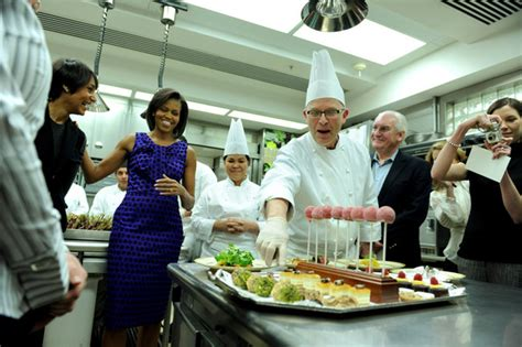 white house diner bill yosses in white house hosts first black tie dinner for national governors
