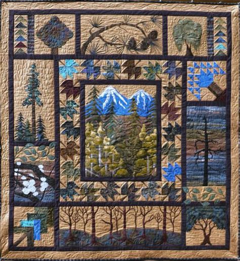 Nature Quilt by Nature S Sle Quilts