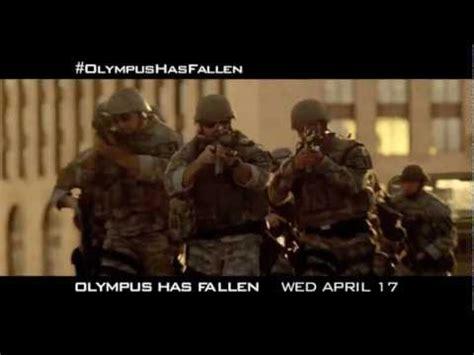 film olympus has fallen youtube olympus has fallen trailer no surrender youtube