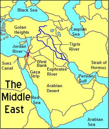 physical map of the middle east this is a physical feature map of the middle east it