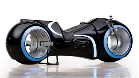 functional tron lightcycle sells   gas