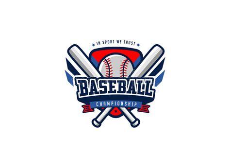 design a baseball logo for free baseball badge logo design vector t shirt sport team