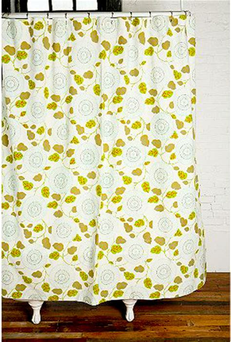 sheets into curtains turn a flat sheet into a grommet topped shower curtain