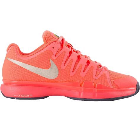nike tennis shoes for nike zoom vapor 9 5 tour s tennis shoe hotlava grey