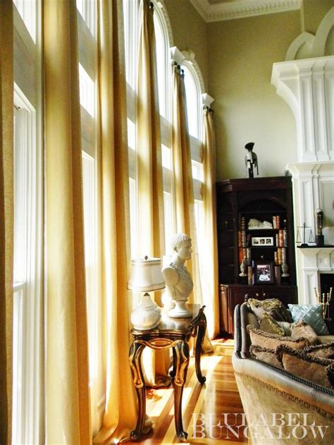 two story window curtains 17 best images about two story window treatments on