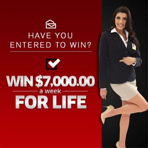 Pch 7000 A Week For Life 2017 - only 1 week left to enter for a chance to win 7 000 a week for life pch blog