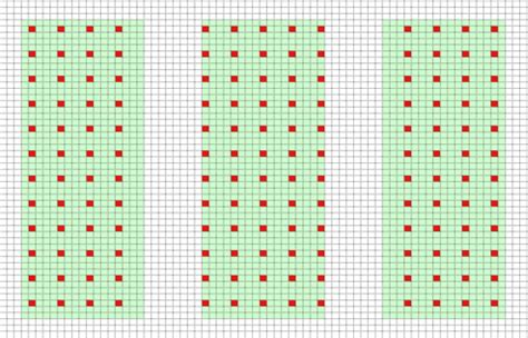 grid pattern solidworks design