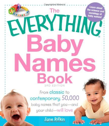 the stress free baby names book how to choose the baby name with confidence clarity and calm books the everything baby names book from classic to
