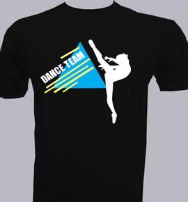 t shirt design dance dance team men s t shirt at best price editable design india