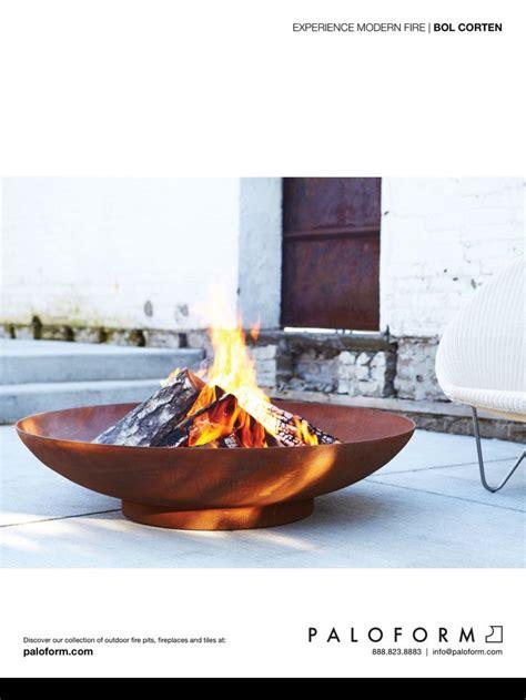 paloform pit 25 best ideas about steel pit on copper