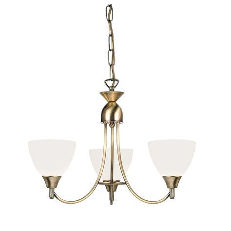 endon lighting alton 3 light ceiling fitting in antique
