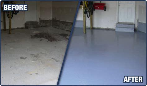 epoxy paint for garage floors