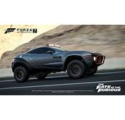 Forza Motorsport 7 The Fate Of Furious Car Pack