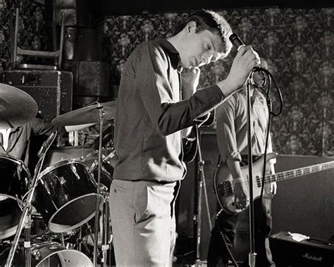 Not Fade Away July 2011 Ian Curtis Of Division Photo Not Fade Away Rockers