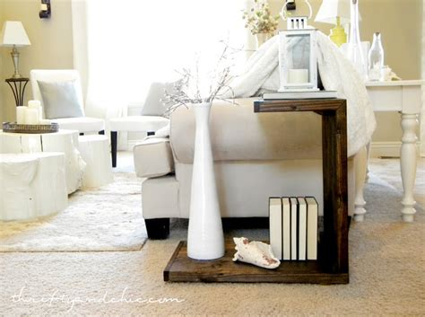 Diy Living Room Table Diy End Tables That Look Stylish And Unique