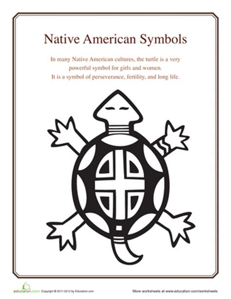 native pattern meaning native american symbols turtle native american symbols