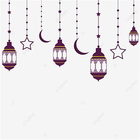 ramadan decorations luminous ramadan lantern moon  star ramadan mubarak ramadan moon png