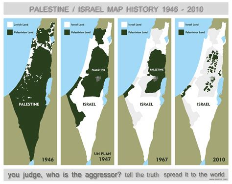 map of israel and palestine the arab israeli conflict map