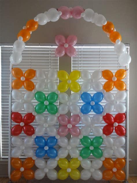 flower pattern balloon arch santo diamond balloon design pattern balloon arch