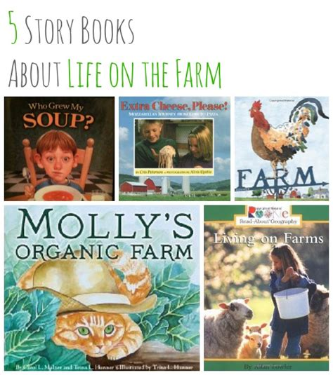 on the farm volume 5 books 5 books about on the farm inner child