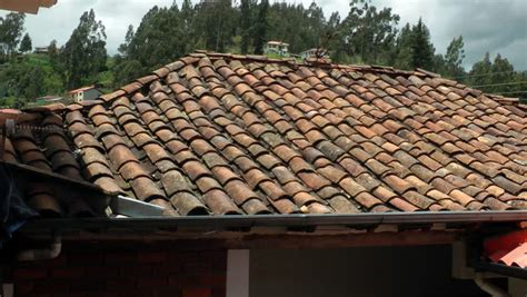Barrel Tile Roof Cuenca Ecuador Apr 2014 Tile Roof Aka Or Barrel Clay Tiles Houses