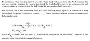 What Does What Does This Formula To Derive Annualized Volatility